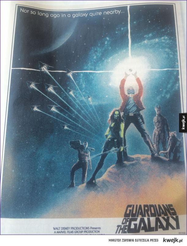 Strażnicy odległej galaktyki