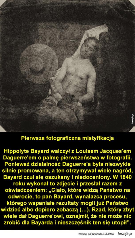 Pierwsze zdjęcia w historii
