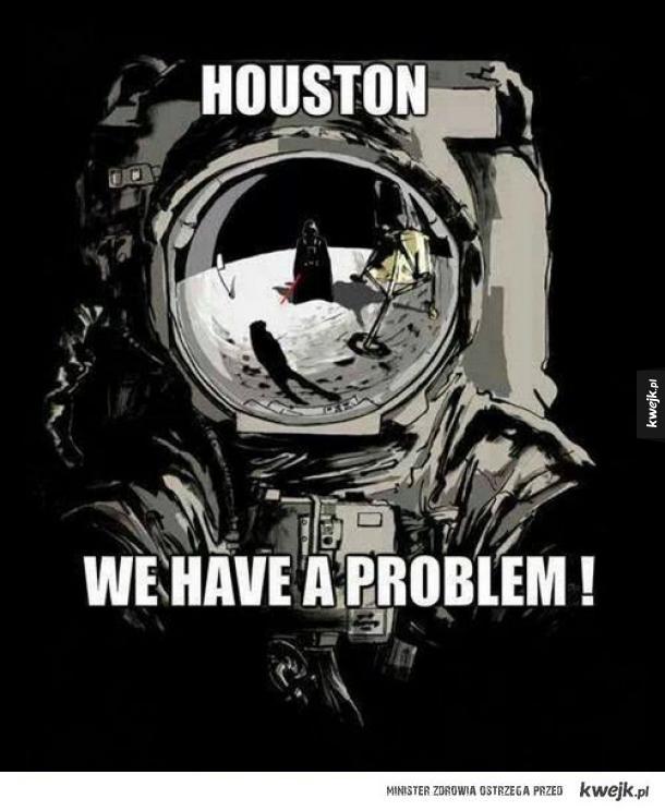 Huston, mamy problem