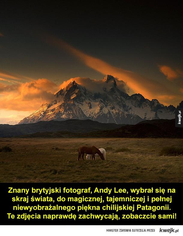 Tajemnicza Patagonia - kraina jak powieści fantasy