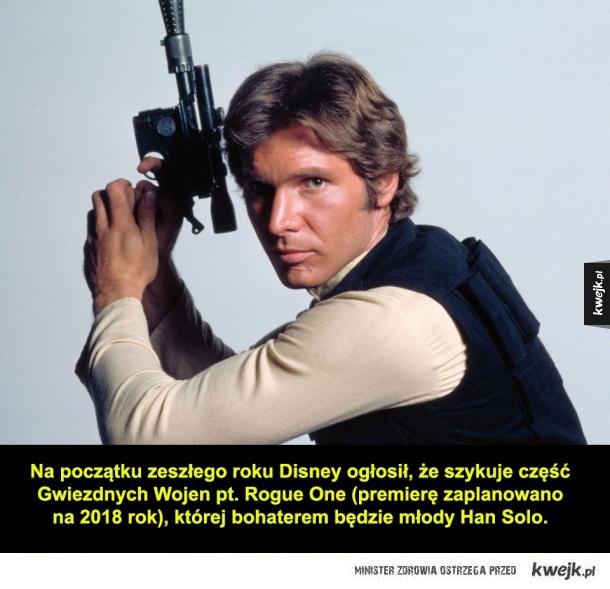 """Który z nich zagra młodego Hana Solo w """"Gwiezdnych wojnach""""?"""