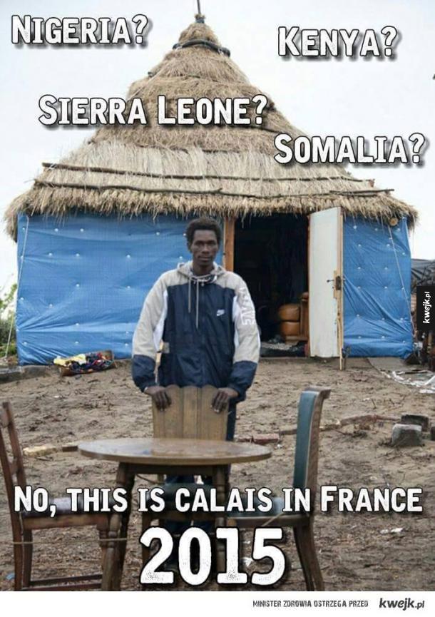 sytuacja we francji
