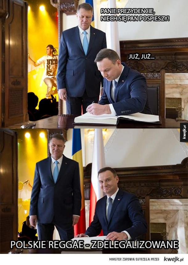 Polskie reagge