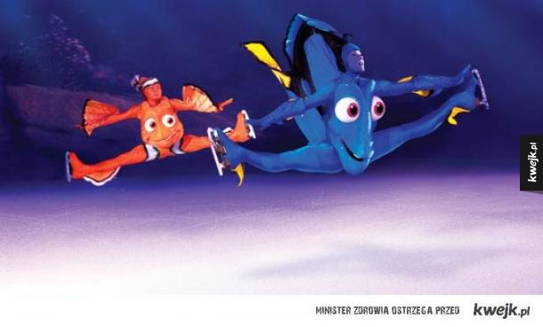 Disney na lodzie bywa dziwny