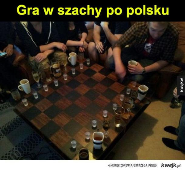 polskie szachy