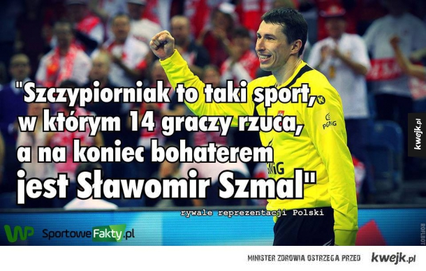 Sławek Szmal