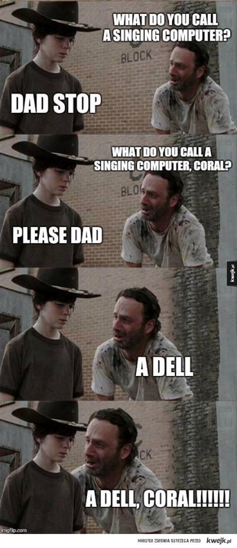 No Dell.