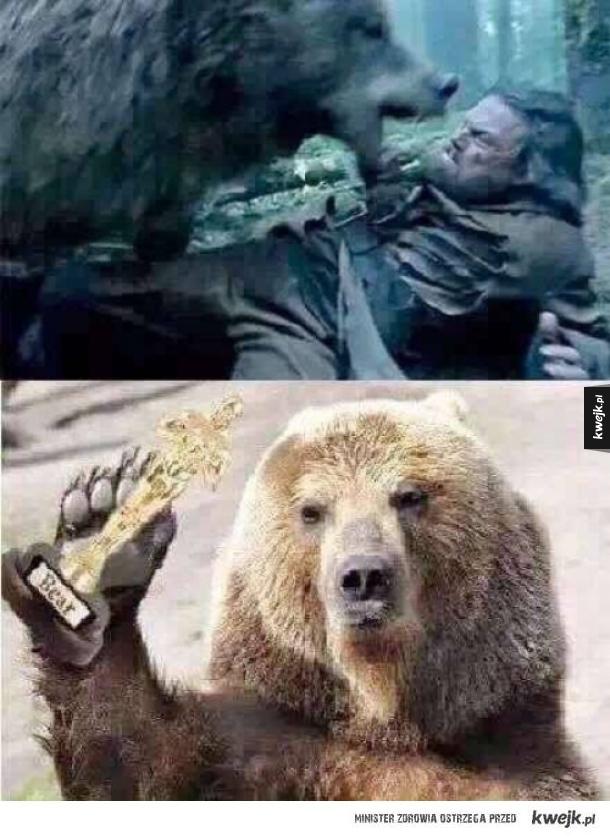 Oscar dla...