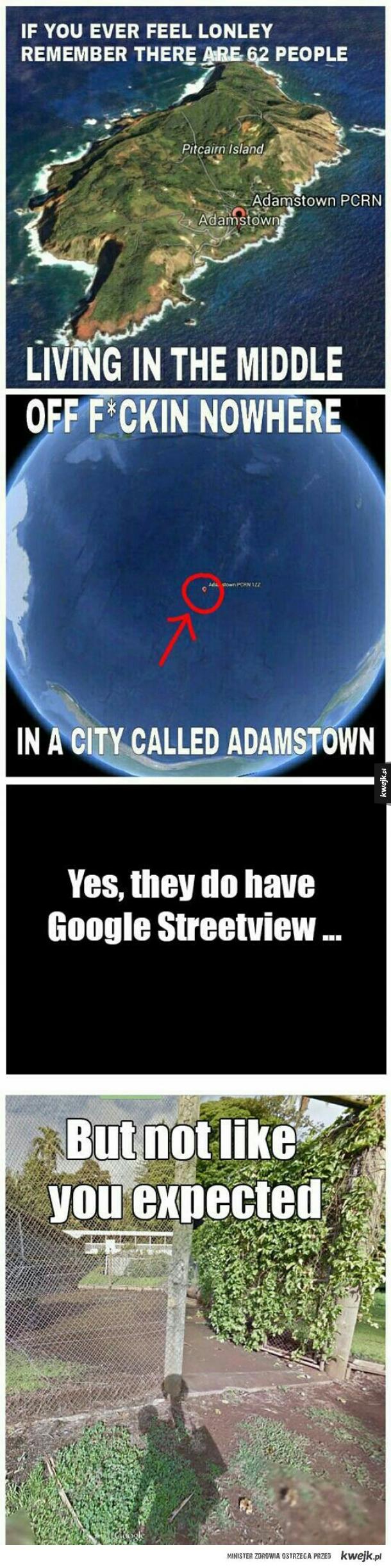 chcę tam mieszkać