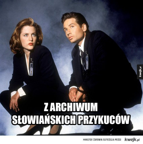 słowiański przykuc x