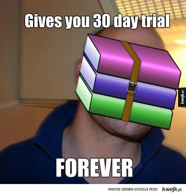 wersja trial