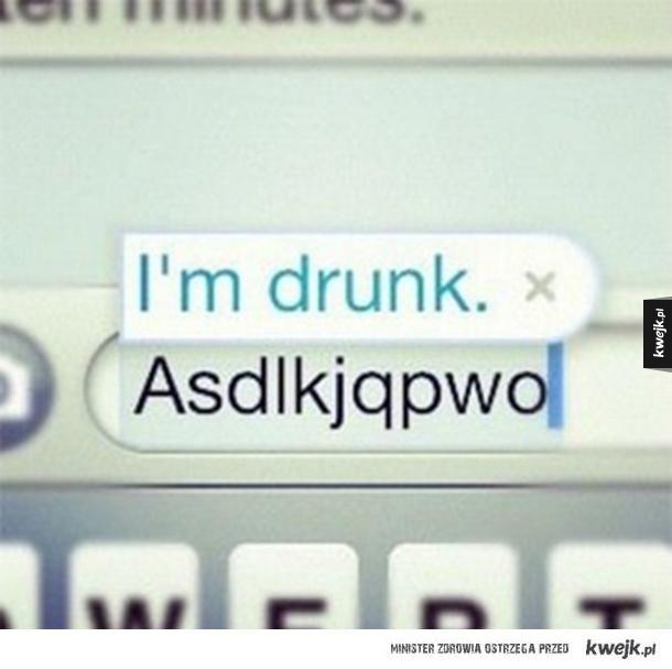 piłeś, nie pisz!