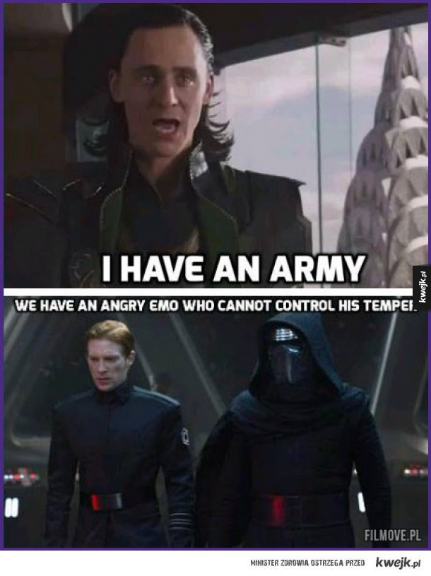 Loki vs First Order