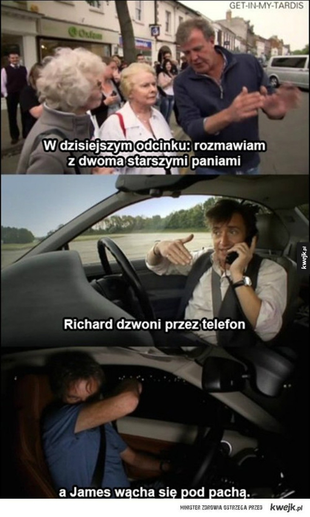 Stary, dobry Top Gear