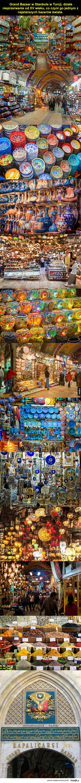Najstarszy bazar na świecie