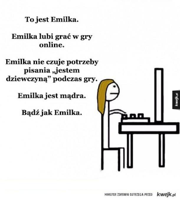 Brawo Emilka