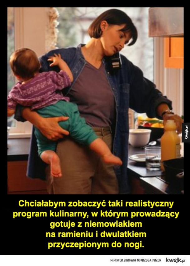 realistyczny program kulinarny
