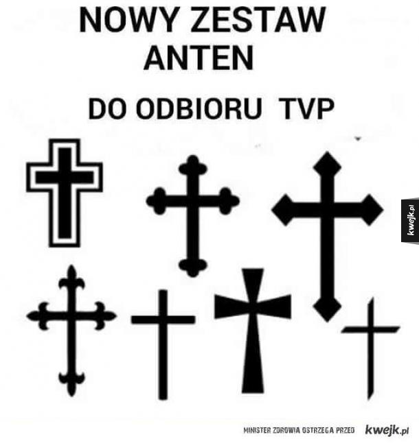 Zestaw anten