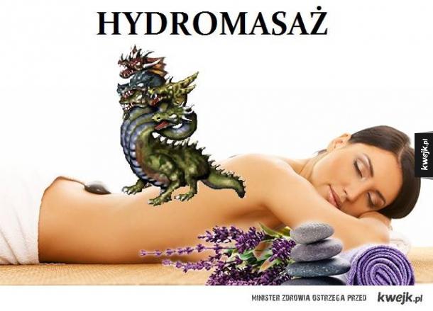 Hydromasaż
