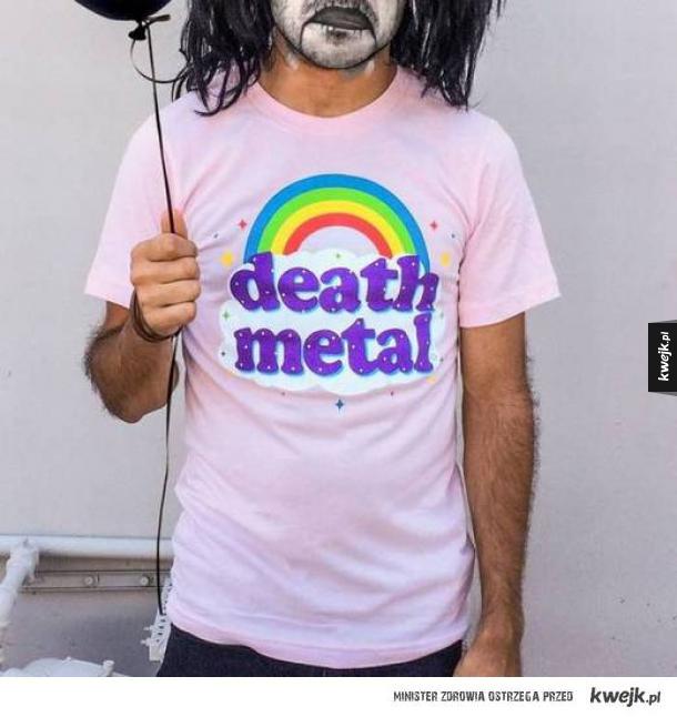 tylko death metal!