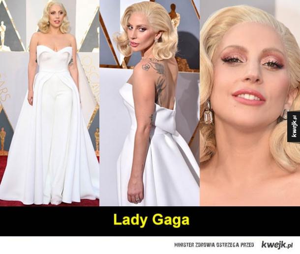 Oscary 2016: Gwiazdy na czerwonym dywanie
