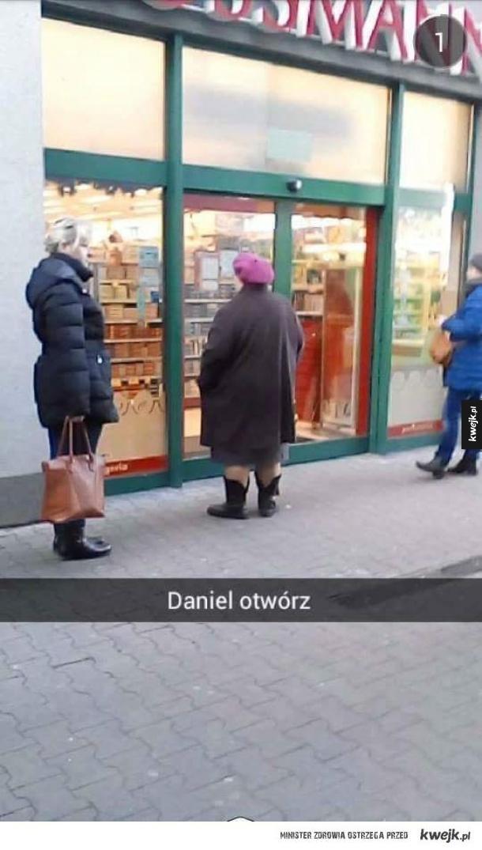 Ej, Darek!
