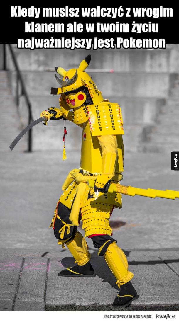 Pikacz-samuraj