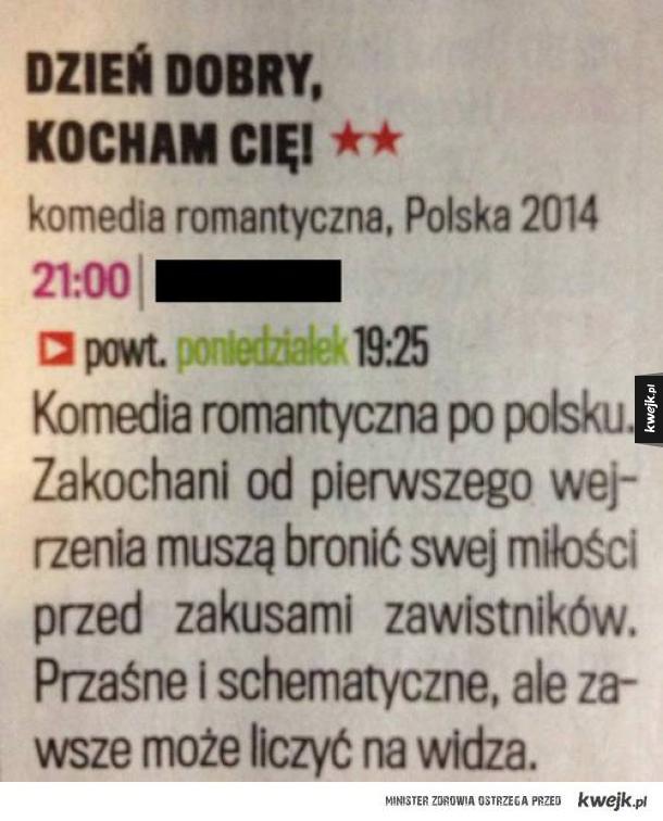 Polskie kino w pigułće