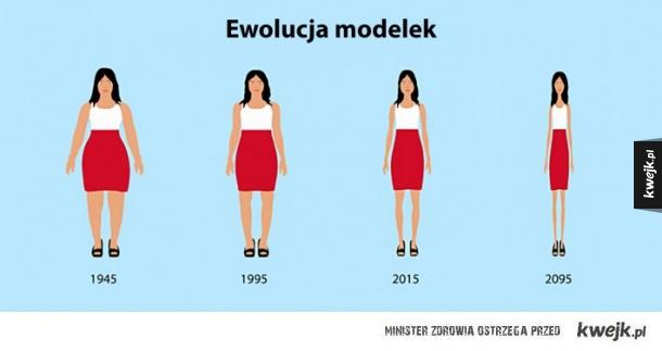 Ewolucja modelek