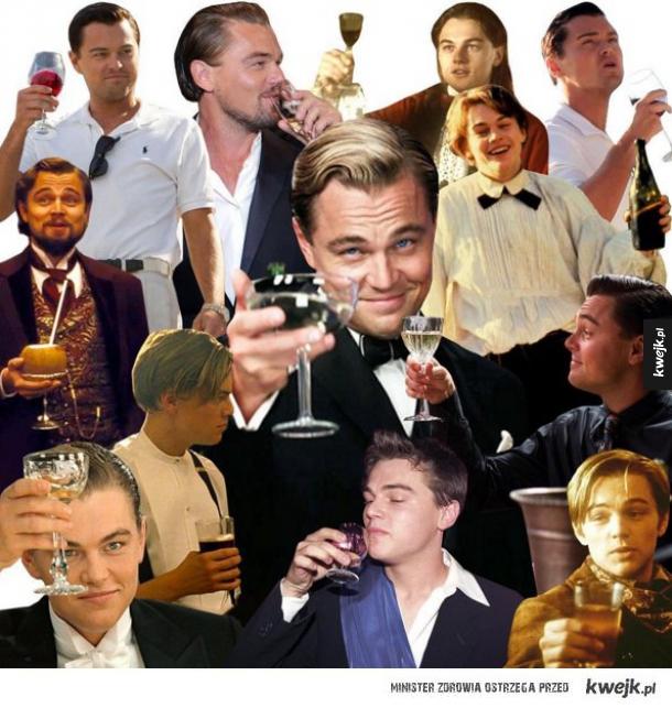 Reakcje Internetu na Oscara dla Leo!