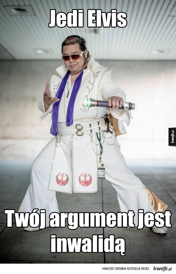 Jedi Elvis