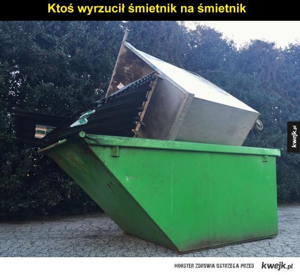 śmietnikocepcja