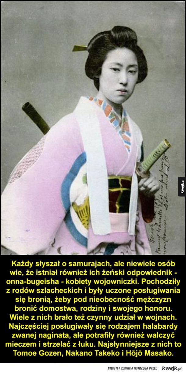 Kobieta samuraj
