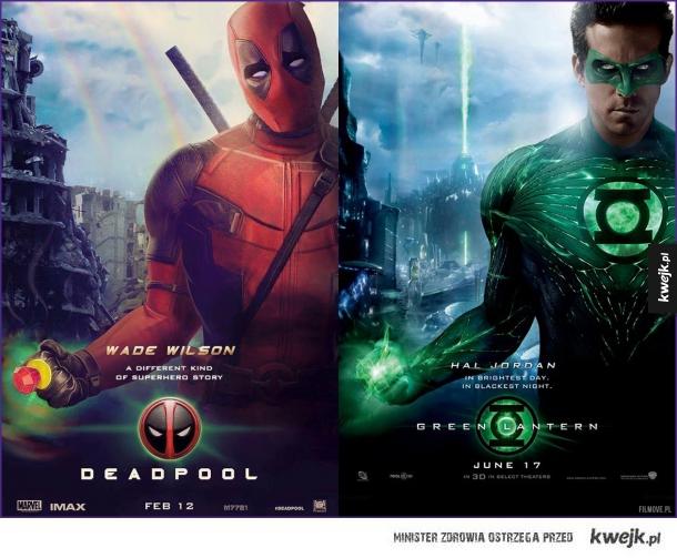 Deadpool ma dobry marketing :D