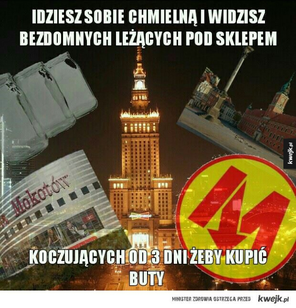 Warszawa...