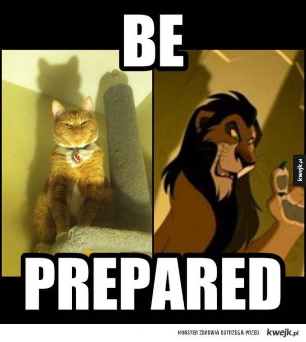 przygotuj się