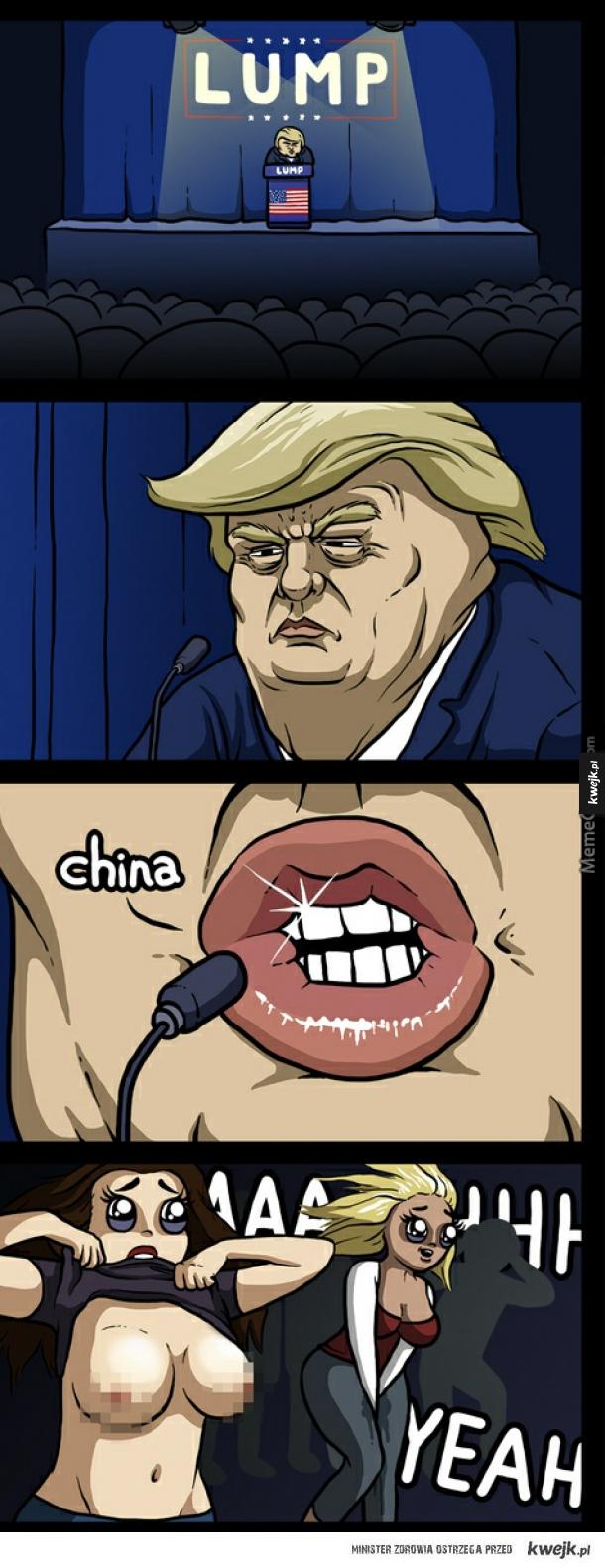 Fani Trumpa w pigułce