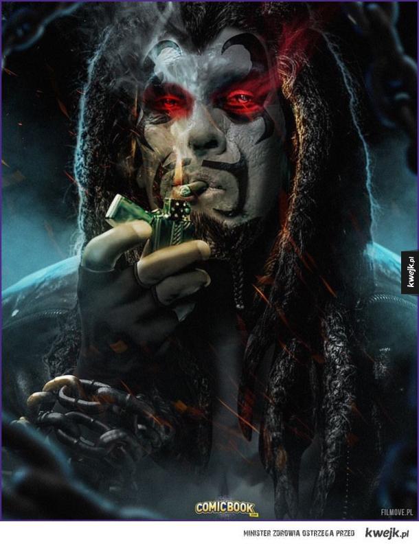 Danny Trejo jako Lobo