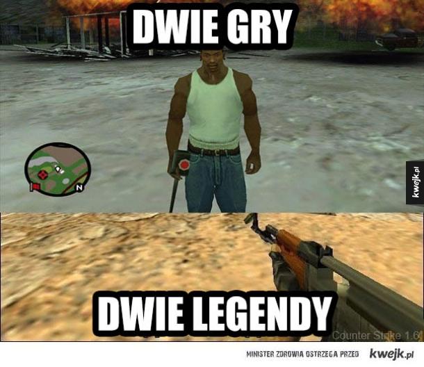dwie gry