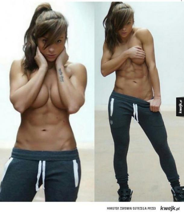 dziewczyno idź na siłownię