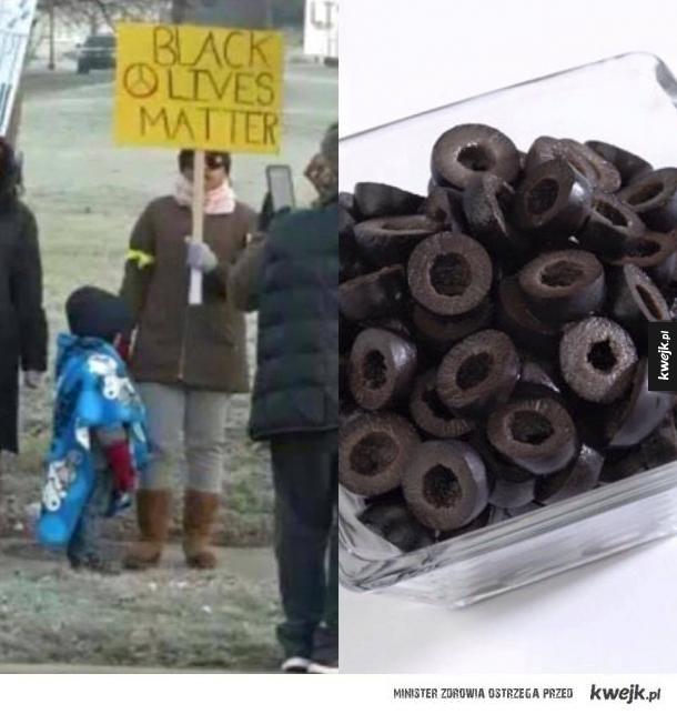 Czarne oliwki