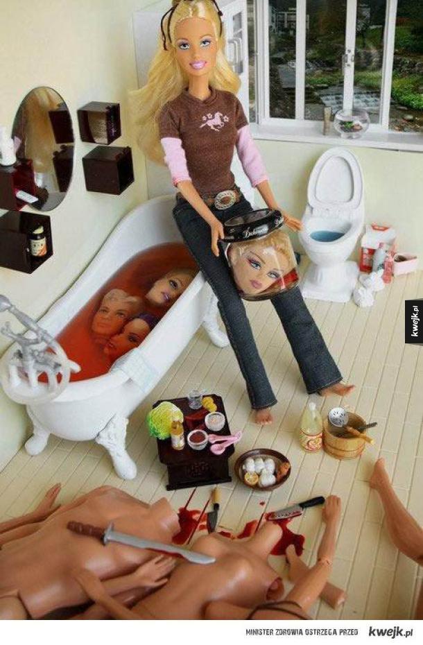 przeurocza barbie
