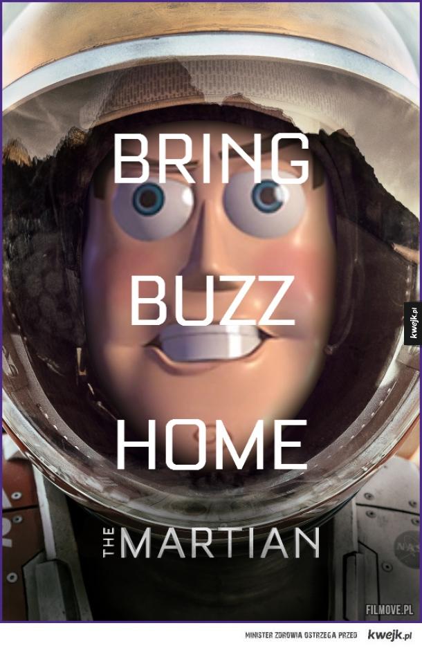 Bring Buzz home