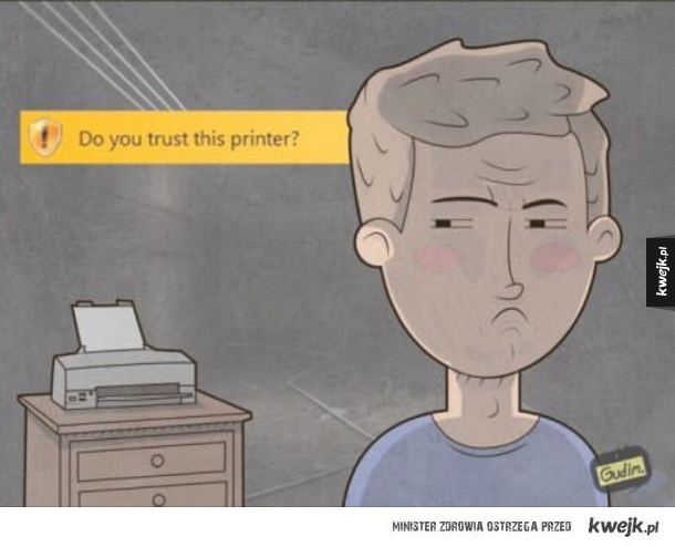 ufasz drukarce?