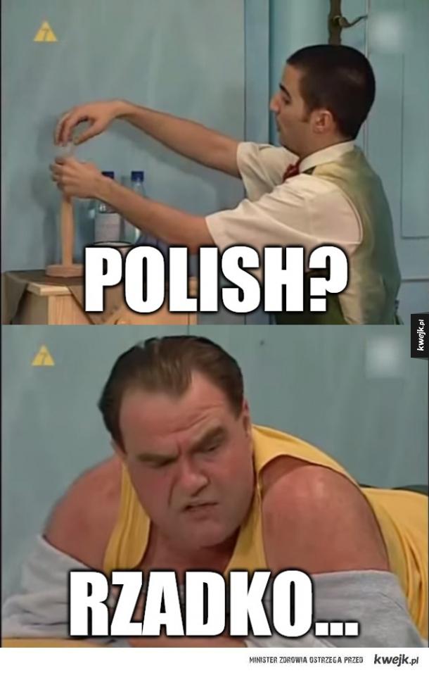 Miodowe lata - Polish