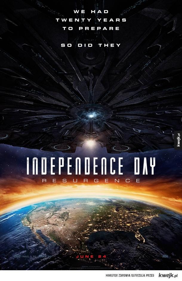 Sequel Dnia Niepodległości