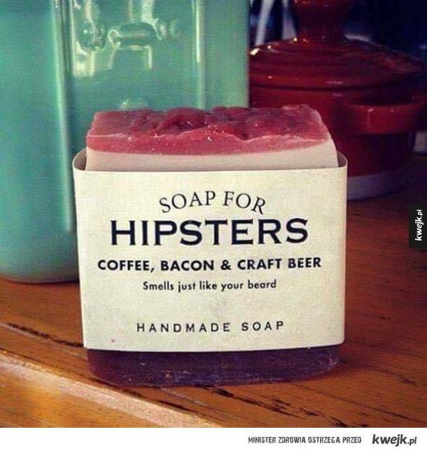 Mydło dla hipsterów