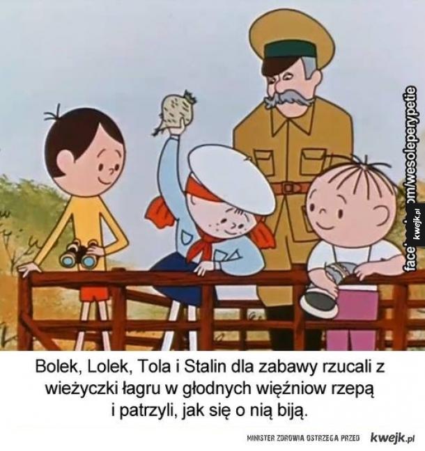 Przygody Bolka i Lolka