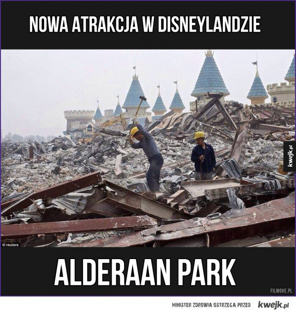 Alderaan Park