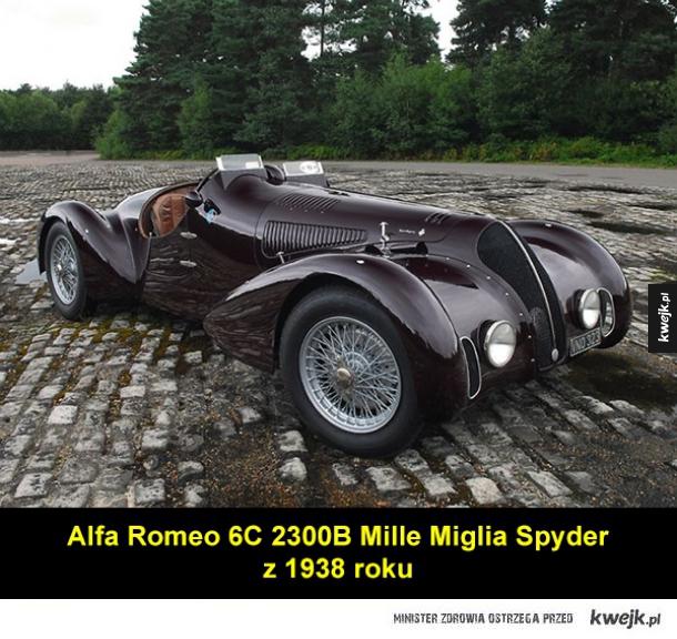 Czy są tu jacyś fani starych samochodów?